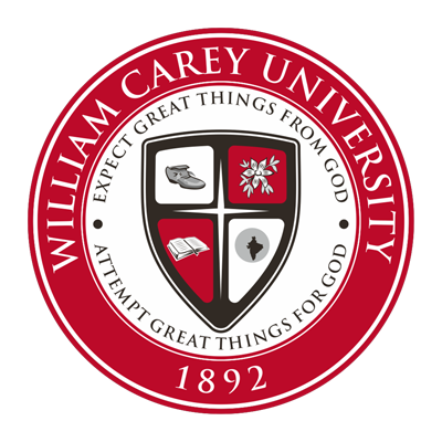 William Carey University Seal Logo