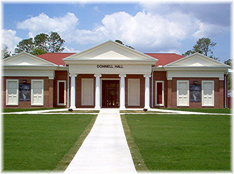 Lucile Parker Art Gallery at William Carey