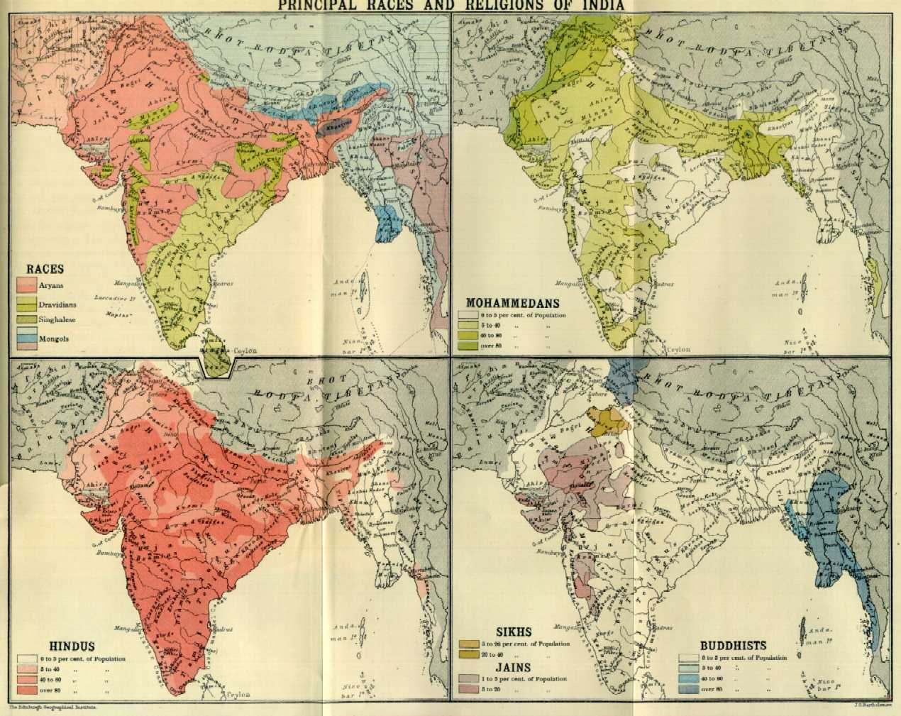 an analysis of the religions in india The role of religion in the middle east the three states that will be examined in this paper are israel, iran, and iraq: a jewish state, a non-arab muslim state, and an arab muslim state.